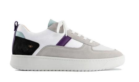 Sneakers blanches - Garçonne & Chérubin