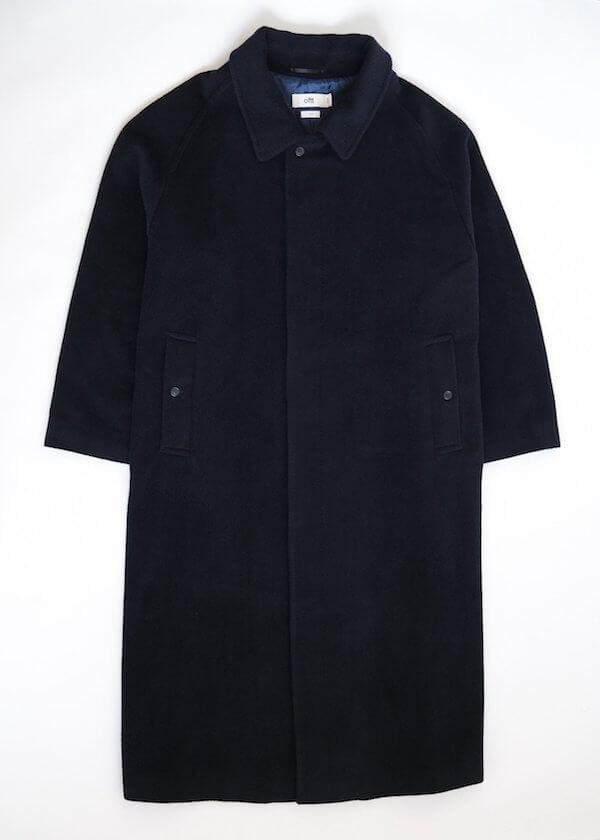 Manteau long en cachemire
