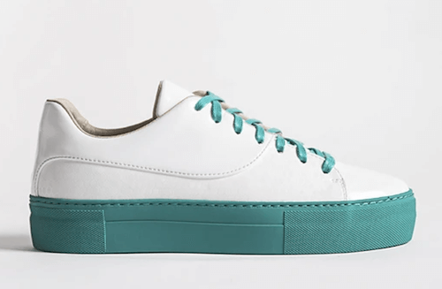 Snearkers marque Portugal - Marita Moreno