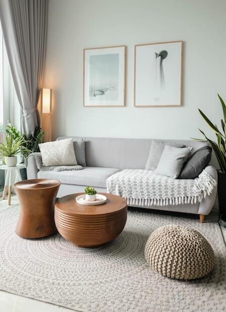Intérieur parfait pour le loungewear