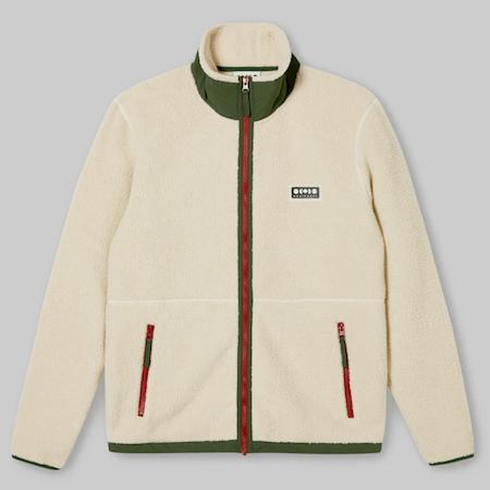 Veste polaire pour homewear