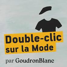 Podcast français : Double-clic sur la Mode