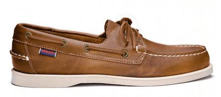Chaussure bateau - Marque Sebago