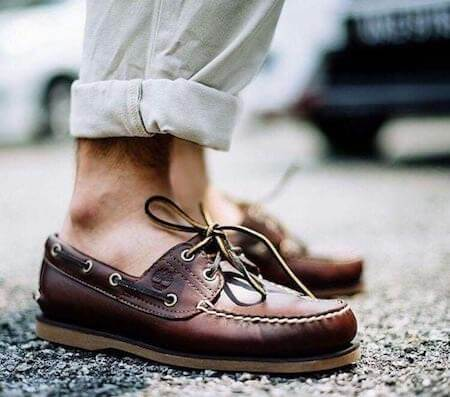 Chassures bateau pour homme - Timberland