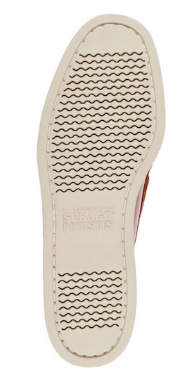 Semelle de chaussure bateau - Sebago