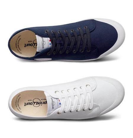 Sneakers en toile pour l'été - Marque Springcourt