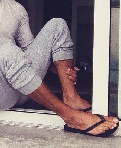 Tongs pour homme - Loungewear