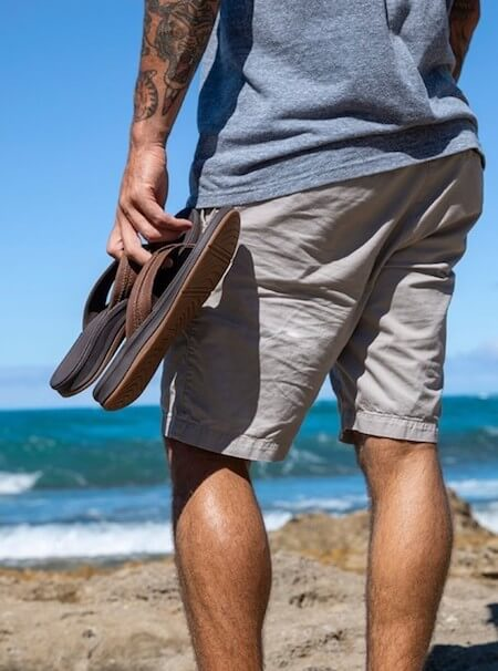Tongs homme - Marque Reef