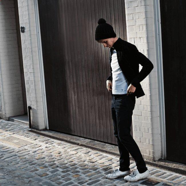 T-shirt blanc homme - Guerric de Ternay