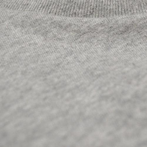 Tissu coton gris chiné