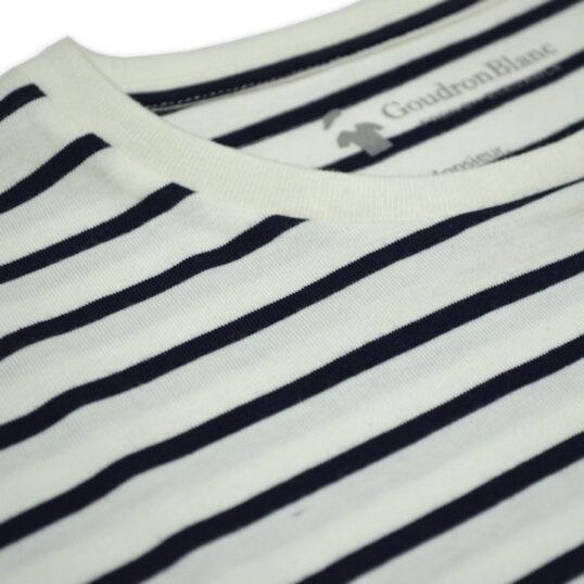tissu-coton-t-shirt-mariniere-goudronblanc