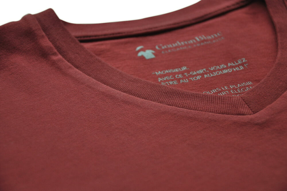 Tissu coton de qualite - GoudronBlanc